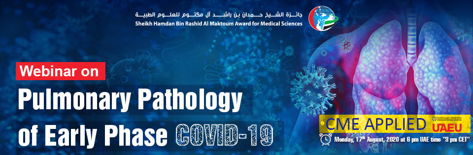 Pulmonary Pathology of Early Phase COVID-19