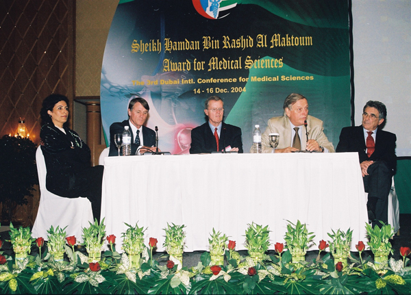 Dubai International Conference of Medical Sciences 2003-2004