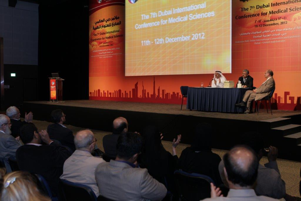 Dubai International Conference of Medical Sciences 2011-2012