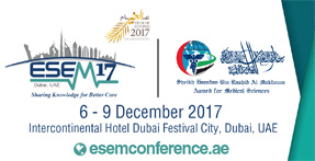 Emirates Society of Emergency Medicine Scientific Conference (ESEM17)
