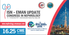 The 7th ISN-EMAN Update in Nephrology