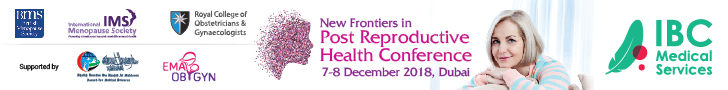 New Frontiers in Post Reproductive Health Conference