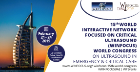 The 15th WINFOCUS World Congress on Ultrasound in Emergency & Critical Care