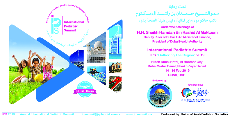 Annual International Pediatric Summit ( IPS )