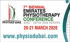 The 7th Emirates Physiotherapy Conference