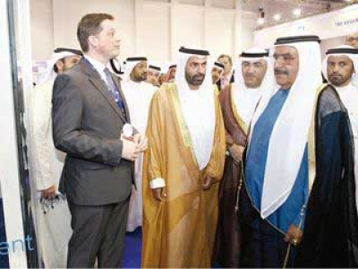H.H. Sheikh Hamdan Bin Rashid opens the 38th edition of Arab Health Congress and Exhibition