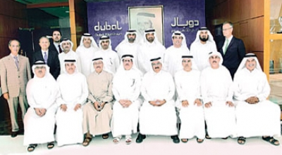 H.H. Sheikh Hamdan Bin Rashid chairs DUBAL's General Assembly