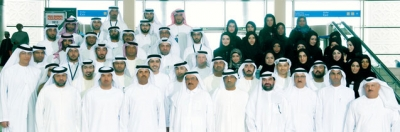 H.H. Sheikh Hamdan praises the record performance of Dubai World Trade Centre