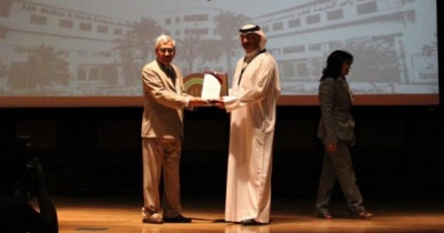 RAK Medical and Health Sciences University honors Hamdan Medical Award