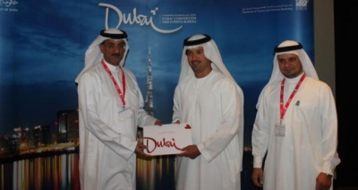 Department of Tourism and Commerce Marketing honors Hamdan Medical Award