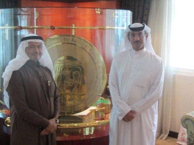 Hamdan Medical Award discusses supporting ways of cooperation with Saudi German Hospitals Group