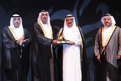 H.H. Sheikh Hamdan Bin Rashid honors the winners of the 7th term of Hamdan Medical Award
