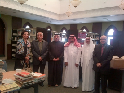 Hamdan Medical Award discusses ways of cooperation with the Islamic Organization for Medical Sciences