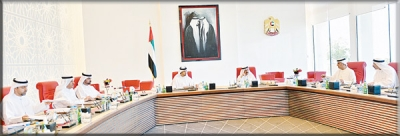 H.H. Sheikh Hamdan Bin Rashid reviews draft 2013 federal budget