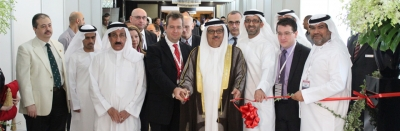 Al Khaja opens the 5TH Pan Arab Human Genetics Conference