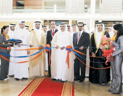 H.H. Sheikh Hamdan Bin Rashid inaugurates 12th Dubai Dermatology and Laser Conference and Exhibition