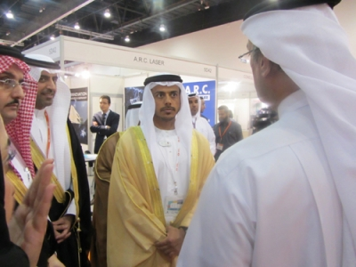 Hamdan Medical Award participates in World Ophthalmology Congress 2012