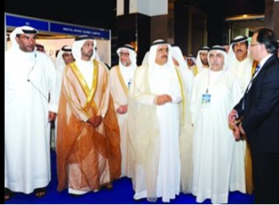 H.H. Sheikh Hamdan Bin Rashid inaugurates the 17th edition of International Pharmaceuticals & Technologies Conference & Exhibition