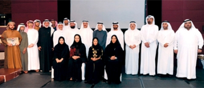 Cultural and Media Center for HH Sheikh Sultan Bin Zayed and Emirates Heritage Club honors Al Khaja