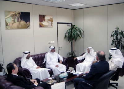 SHAMS discusses ways of cooperation with Kuwait University