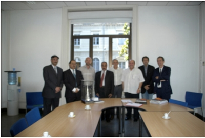 SHAMS signs collaborative declaration agreement with the University Montpellier1, France