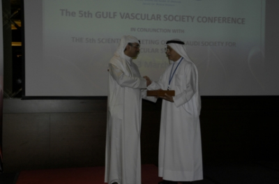 5TH Gulf Vascular Society Conference Concludes Its Sessions