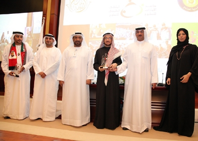 SHAMS Dedicates Emirates Volunteer Award To Sheikh Hamdan Bin Rashid Al Maktoum.
