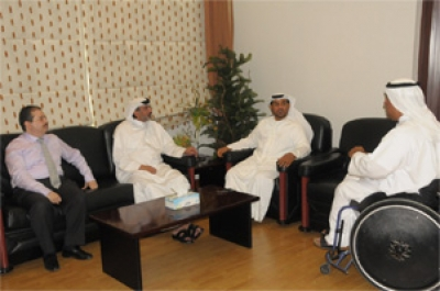 SHAMS supports Dubai Club for Special Sports