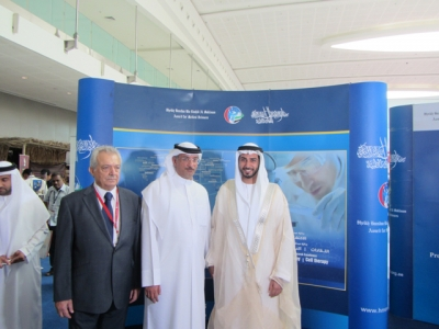 Hamdan Medical Award supports patients with thalassemia
