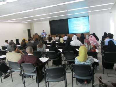 Hamdan Medical Award supports a training course on the management of epilepsy in children