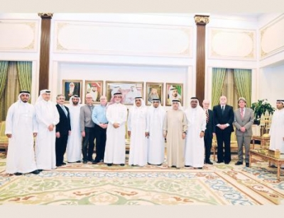 DUPHAT praises the efforts of H.H. Sheikh Hamdan Bin Rashid in supporting the health sector