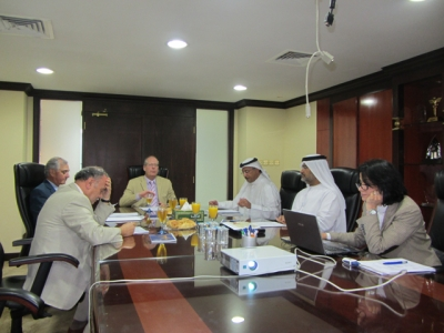 The 2ND annual editorial board meeting of the Hamdan Medical Journal