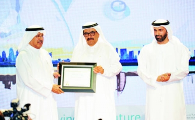 H.H. Sheikh Hamdan bin Rashid honors the pioneers of Dubai Health Authority