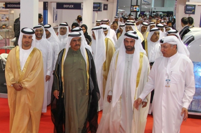 H.H. Sheikh Hamdan Bin Rashid opens UAE International Dental Conference and Arab Dental Exhibition