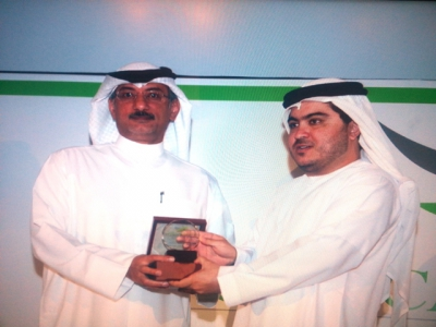 The 1st UAE Clinical Simulation Conference honors Hamdan Medical Award
