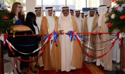 H.H. Sheikh Hamdan bin Rashid opens the Middle East Electricity (MEE) exhibition