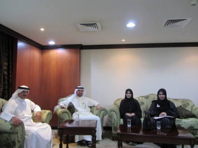 Hamdan Medical Award discusses supporting the continuing medical education with the Dubai Health Authority