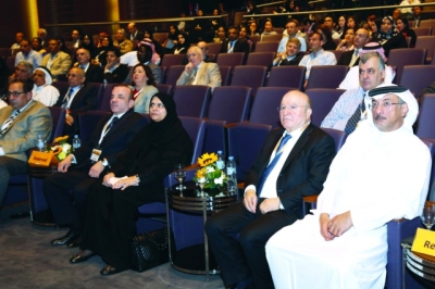 Hamdan Medical Award promotes for the international awards in the 2nd Gulf liver Summit 2015
