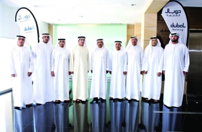H.H. Sheikh Hamdan bin Rashid praises the strategy of the DUBAL Holding