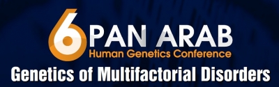 The 6th Pan Arab Human Genetics Conference to be launched tomorrow