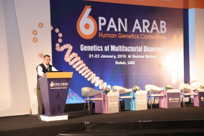 The 6th Pan Arab Human Genetics Conference resumes its activities for the 2nd consecutive day