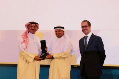 The Department of Tourism and Commerce Marketing honors Hamdan Medical Award