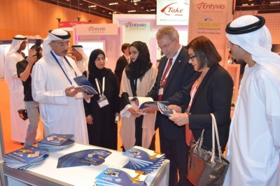 Hamdan Medical Award participates in the Gastro 2016 conference in Abou Dhabi