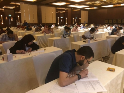 Hamdan Medical Award organizes the European Diploma in Intensive Care Medicine's Spring Session Examinations, Part I, for 89 specialists from around the world next Wednesday