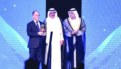 GRAND HAMDAN INTERNATIONAL AWARD WINNER DONATES THE PRIZE MONEY