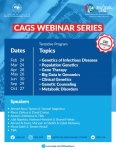 The Centre for Arab Genomic Studies Organizes Webinar Series