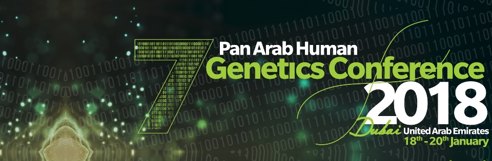 Centre for Arab Genomic Studies: Registration for 7th Pan Arab Human Genetics Conference is now open