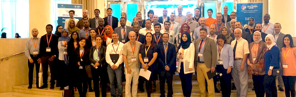 The first MENA-MYO course starts in Dubai