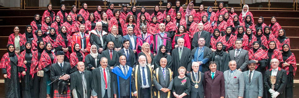 Dundee's Al-Maktoum College celebrates conclusion of 29th training programme on multiculturalism
